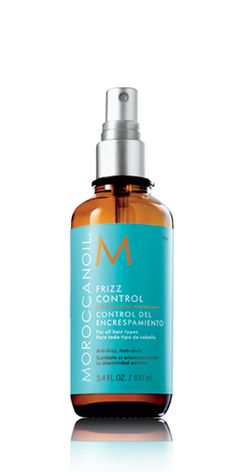 Moroccan Oil Frizz Control is a must for all hair prone to frizz, whether it's natural, dry, curly or straight.