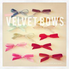 velvet bows downloads