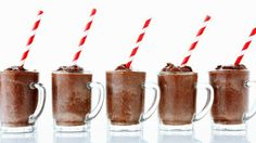 Frozen Hot Chocolate by bitemore