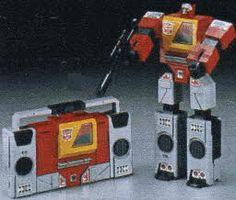 autobot radio communicator