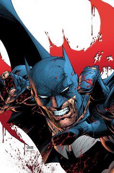 Batman by Jim Lee!  All Star Batman and Robin  #Batman #JimLee