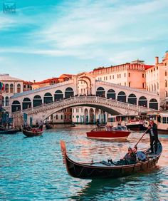 Looking to plan an epic European jaunt? From the Amalfi Coast to Cinque Terre, the most beautiful cities in Italy will inspire serious wanderlust. Cities In Italy, Places In Italy, Vertical City, Rialto Bridge, Most Beautiful Cities, Venice Italy, World Heritage Sites, Italy Travel, Venice Travel