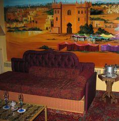 Fantasyland Hotel Arabian Room