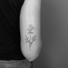 handpoked valerian for jule  check out her beautiful handmade designs @miau.design  #handpoked #tattoo #branchtattoo #twigtattoo #flower #flowertattoo  #mandalatattoo #sticknpoke #vegantattoo #handpoke #dotwork #stickandpoke #pointillism #veganink #tattoohamburg #cocoschwarz #laramaju #tattrx #inkstinctsubmission #blackworkers #blackworkerssubmission #blacktattooart #btattooing #tattoolookbook #darkartists #hamburgtattoo #tattoohamburg #love #peace #hamburg