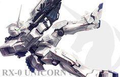 RX-0 UNICORN ❤️