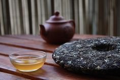 Made from the stems and leaves of the camellia sinensis plant, Pu-erh Tea is a traditional beverage in China. Although made from the same plant as white, green, and black tea, Pu-erh is post-fermented.