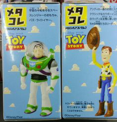 Toy Story small plastic figurines set / Direct export from Japan / FREE SHIPPING