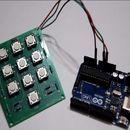 Creating A Resistor Based Keypad & Interface With Arduino! Power Strip, Arduino, Base, Create, Simple