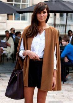 Cape-Camel-Street-Style-Winter-Shorts