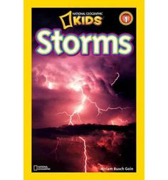 20 copies per bus Looks at the big storms created by Mother Nature run amuk. This work offers coverage ranging from lightning and thunder to monsoons, hurricanes and tornadoes.