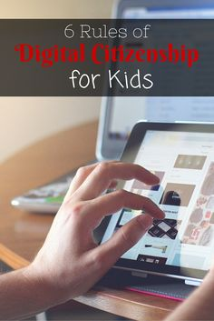 """Our kids are digital natives. They are exposed to and use digital devices from a very early age. In those early years, we work very hard to ensure that our children are in a """"closed"""" environment – protected from the wily ways of the worldwide web."""