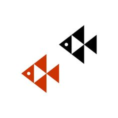 Image result for fish geometric