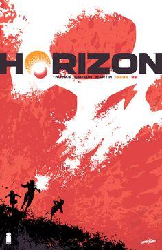 Preview: Horizon #2, Cover   Comic Book Resources