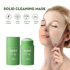 Oily Skin, Sensitive Skin, Green Tea Cleanse, Cleanser, Moisturizer, Green Tea Extract, Aging Process, Clean Face, Wash Your Face