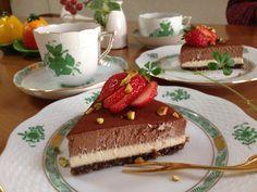 raw cake  チョコレートケーキ