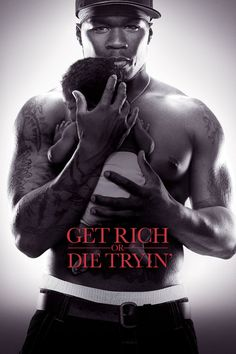 Get rich or die tryin watch online. Get rich or die tryin 2005 online sa prevodom pria. City drug dealer who turns away from crime to pursue his passion, rap music. Internet Movies, Movies Online, Top Movies, Movies To Watch, 50 Cent Movies, Inspirational Movies, Poster S, Rap Music, How To Get Rich