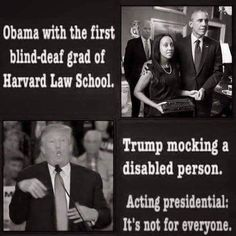 trump proves he is just PATHETIC!