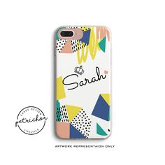 Summer Time Personalize Phone Case - iPhone 7 Case - iPhone 7 Plus Case - iPhone 6 Case - iPhone 8 Case - iPhone X Case - iPhone 8 Plus Case by PetrichorCases on Etsy Iphone 8 Plus, Iphone 7, Personalized Phone Cases, Summer Time, Artwork, Etsy, Work Of Art, Daylight Savings Time, Summer