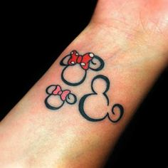 Cute family tattoo...add on when more come! This might just be a favorite!