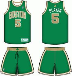 san francisco dcbbd c5226 Boston Celtics All Logos and Jerseys