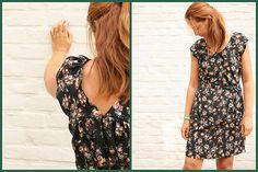 gig dress (back) by by eva maria, via Flickr