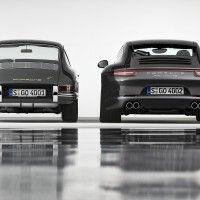 Porsche celebrates 50 years of the 911