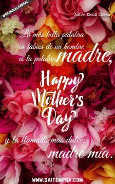 ¡Feliz mes madres!  #PildoraLaboral  www.saitempsa.com