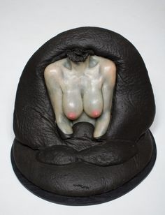 Sculptor and artist Alina Szapocznikow Breast Cancer Art, Art Of Memory, Great Works Of Art, Art Sculpture, Louise Bourgeois, Thing 1, Max Ernst, Art Studies, Land Art
