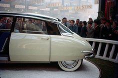 Citroen DS Salon 1955 Paris