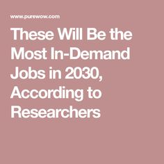Job search site Flex Jobs ranked the ten fastest-growing remote career paths. Job Search, Flex Job, Career Path, Fast Growing, Research, Search, Exploring, Study