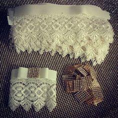 guardanapo de tecido com guipir - Pesquisa Google