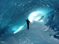 Valdez Glacier Alaska