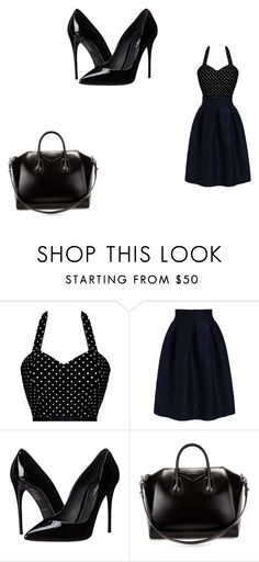 """Untitled #136"" by oops-ally on Polyvore featuring Dolce&Gabbana and Givenchy"