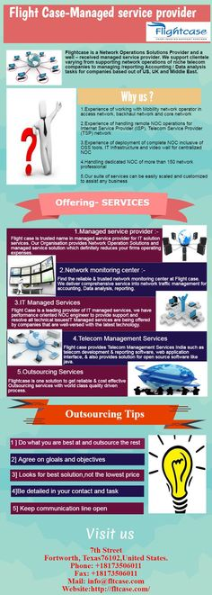 Excellence Managed Service Provider for Your Business-Flight Case http://fltcase.com/managed-service-provider.php