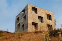 New Architects in Latin America: PEZO VON ELLRICHSHAUSEN: ONE NIGHT IN CASA POLI