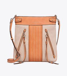 Visit Tory Burch to shop for Moto Canvas Swingpack and more Womens Cross-Body Bags. Find designer shoes, handbags, clothing & more of this season's latest styles from designer Tory Burch.