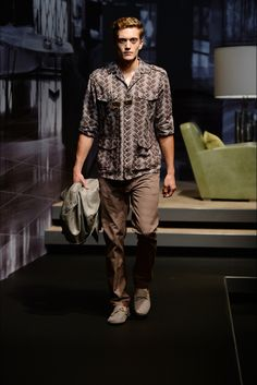 Tod's - Men Fashion Spring Summer 2015 - Shows - Vogue.it