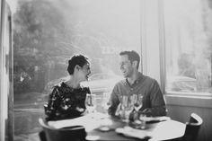 Mel And Todd, Portraits - James Moes