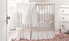 Ellery   Restoration Hardware Baby & Child, glam, nursery,