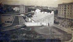 Napoli, Vomero: la querelle sullo stadio Collana sbarca su Facebook