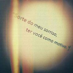 #portugues Perfeito#meu amor