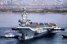 Portaaviones chino Liaoning, Marina De la gente De liberación De ejército