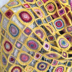 crochet scarf Free Crochet, Knit Crochet, Needlework, Blanket, Knitting, Crafts, Google, Liberty, Rest