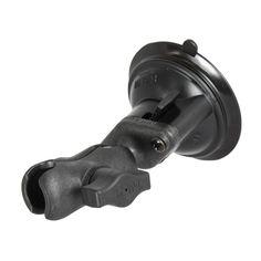 RAM Mount Composite Twist Lock Suction Cup Mount - Short Arm [RAP-B-166-A-DU1]
