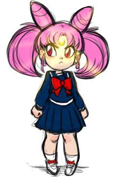 Sailor Moon / Chibi Usa