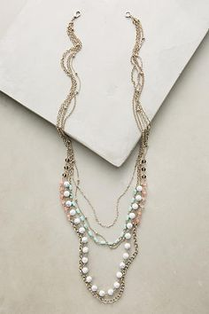Candy Layer Necklace - anthropologie.com