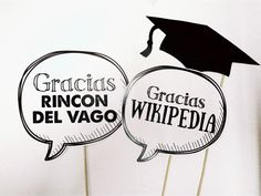 Photobooth Props Fotos Cartelitos Graduación Egresados - $ 195,00 en Mercado Libre Graduation Party Planning, Graduation Diy, Graduation Celebration, Graduation Decorations, Christmas Tunes, Christmas Gifts For Friends, Prom Decor, Christmas Mason Jars, Ideas Para Fiestas