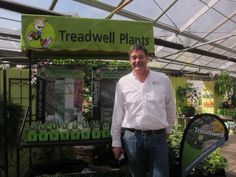 The Perennial Farm will be at our Gardeners Night Out Sept. 13... Can't wait to see their great selection of Treadwells