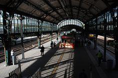 Train station, 's Hertogenbosch, the Netherlands