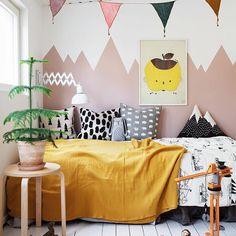 Colourful Nordic Inspiration on the @BLOGGAIBAGIS Instagram